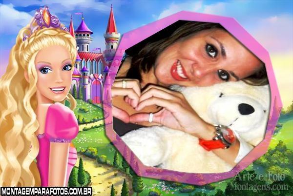 Princesa em seu paraíso e Castelo