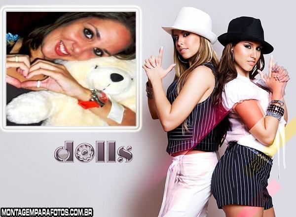 Moldura Dolls