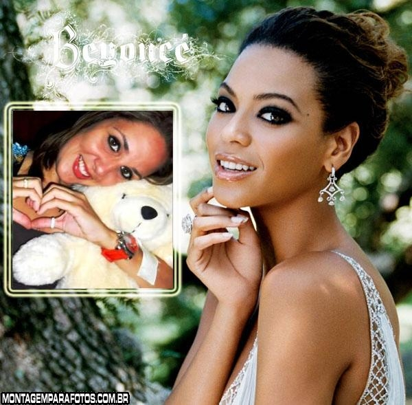 Moldura da Beyoncé