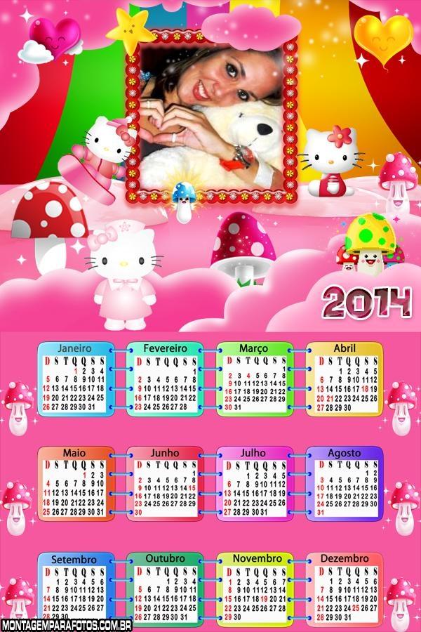 Mundo Mágico Hello Kitty 2014