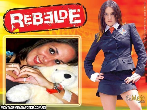 Moldura Maria RBD
