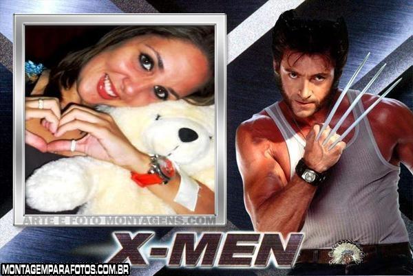 X-men Volverine Garras