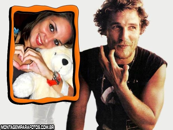 Moldura Matthew McConaughey