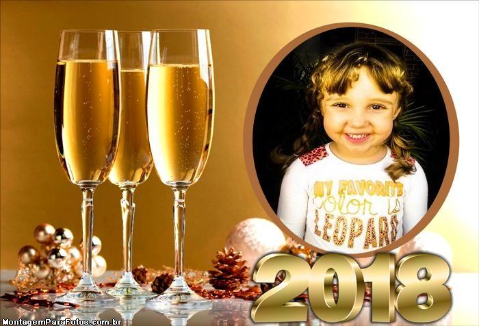 Emoldurar Ano Novo 2018