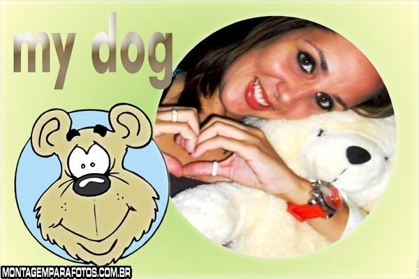Moldura My Dog