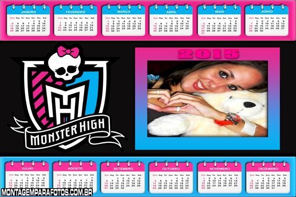 Escudo Monster High 2015