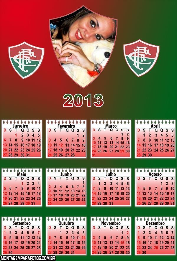 Calendário Fluminense 2013