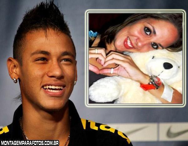 Moldura Neymar da Silva
