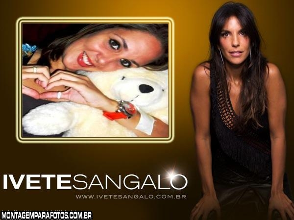 Ivete Sangalo cantora Axé