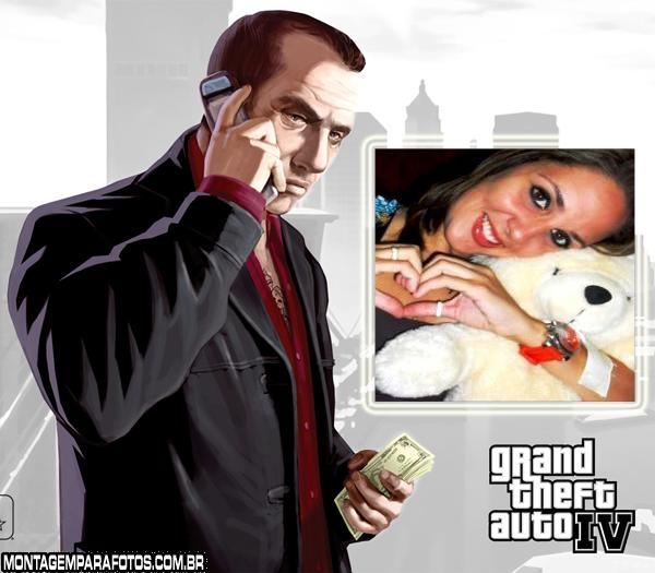 Chefão do GTA IV