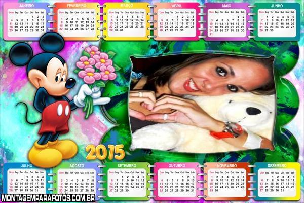 Flores Mikey Desenho 2015