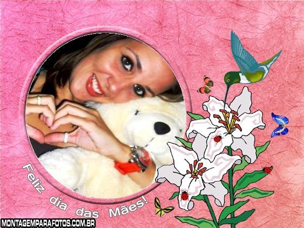 Beija Flor Dia das Mães