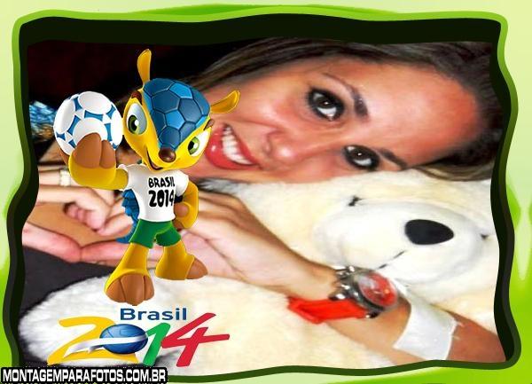 Fuleco Mascote da Copa 2014
