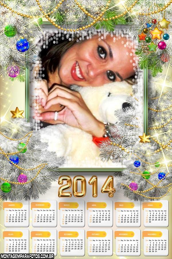 Árvore Branca de Natal 2014