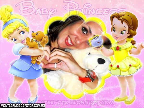 Minhas Princesinhas Baby