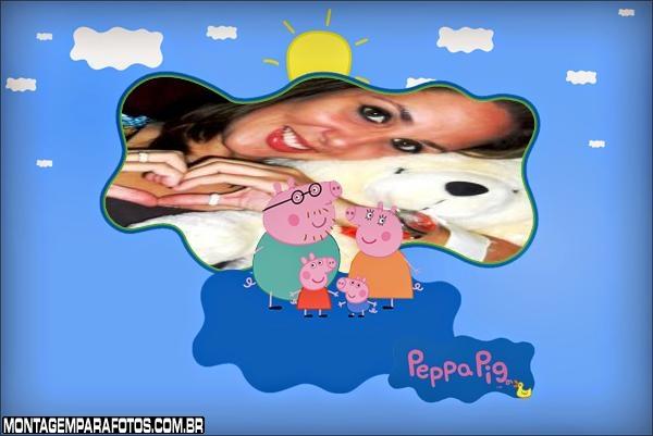 Peppa Pig no Ceú