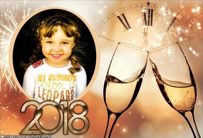 Ano Novo 2018 Personalizado