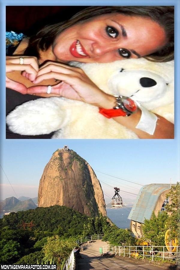Moldura Pão de Açucar Rio