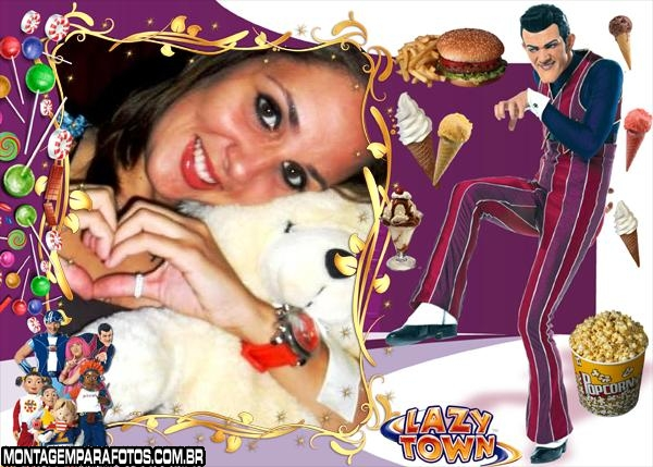 Doces e Lanches Lazy Town