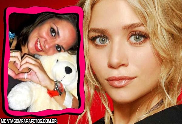 Moldura Ashley Olsen