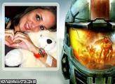 Moldura Halo Xbox 360