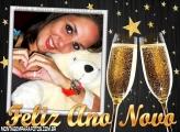 Moldura Feliz Ano Novo 2016