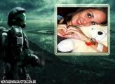 Moldura Jogo Halo 4