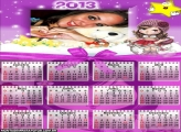 Calendário Jolie 2013