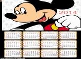 O Mickey da Disney 2014