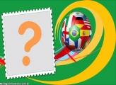 Moldura Copa do Mundo Seleções