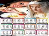 Calendário Nossa Senhora de Fátima 2016