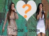 Simone e Simaria Foto Montagem