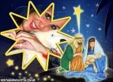 Moldura Jesus Nascimento
