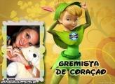 Tinker Bell Gremista Moldura