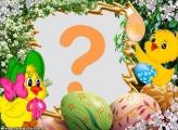 Ovos de Páscoa de Patinhos
