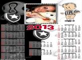 Calendário Botafogo 2013