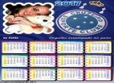 Calendário 2017 do Cruzeiro Futebol Clube