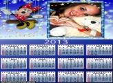 Minie Balanço Calendário 2013