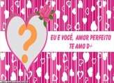 Amor Perfeito Te Amo Demais