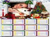 Calendário 2017 Canção de Natal