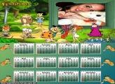 Calendário Flintstones 2013