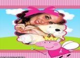 Festa Peppa Pig FotoMoldura