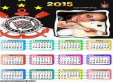 Calendário 2015 Corinthians