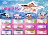 Calendário 2015 Baby Disney
