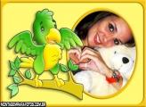 Papagaio Verde Amarelo