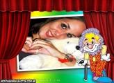 Palhacinho no Circo