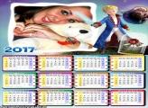 Calendário 2017 Pequeno Príncipe Filme
