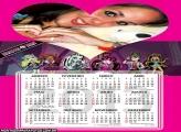 Calendário Monster High 2013
