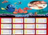 Calendário 2017 Nemo Peixinho