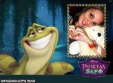 Sapo Filme A Princesa e o Sapo